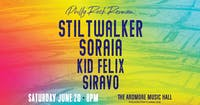 Philly Rock Reunion: Stiltwalker + Soraia + Kid Felix + Siravo
