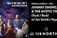 Johnny Showcase & the Mystic Ticket