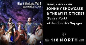 Johnny Showcase & the Mystic Ticket