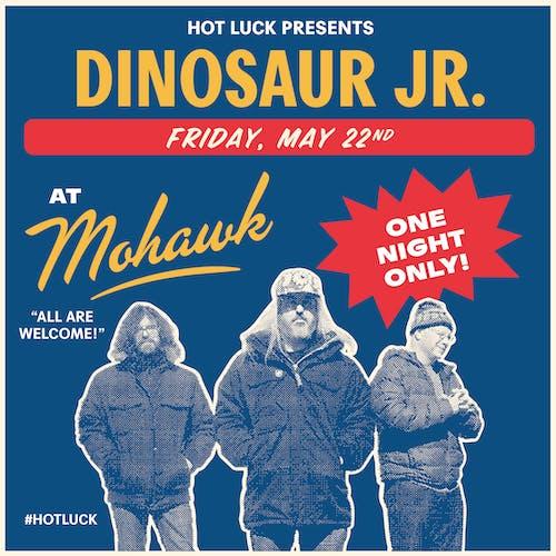 Dinosaur Jr. @ Mohawk