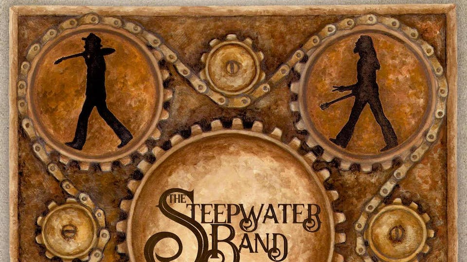 Steepwater Band NEW ALBUM RELEASE SHOW with Angela Perley
