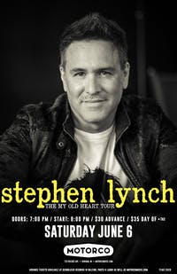 STEPHEN LYNCH