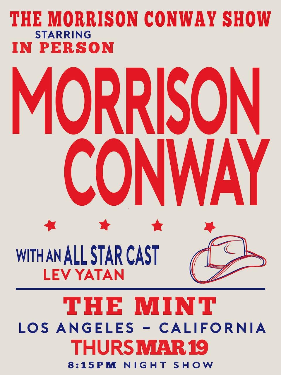 Morrison Conway, LevYatan