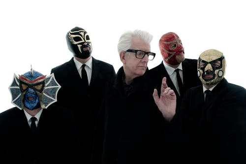 Nick Lowe's Quality Rock & Roll Revue with Los Straitjackets