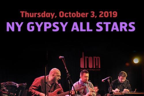 NY Gypsy All-Stars
