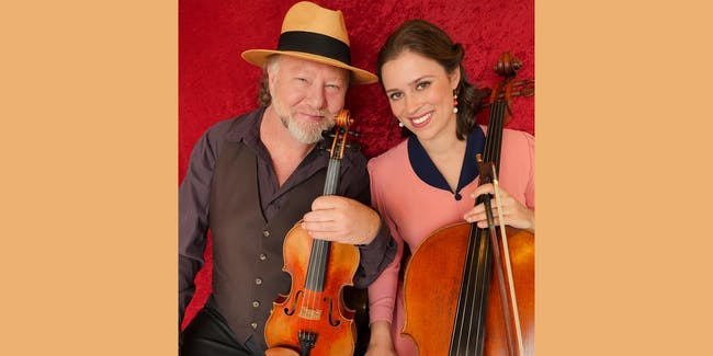 Alasdair Fraser & Natalie Haas at the Parlor Room