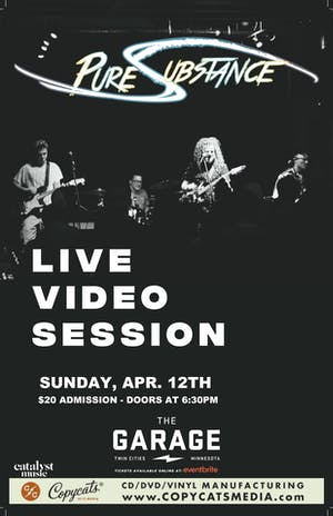 Pure Substance - Live Video Session