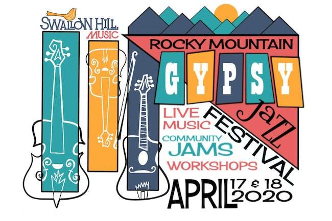 Rocky Mountain Gypsy Jazz Festival - Night Two - CANCELED