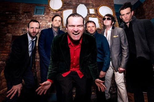 Electric Six w/ Guests
