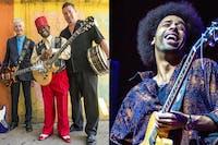 Lil Ed & The Blues Imperials and Selwyn Birchwood