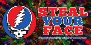 Steal Your Face (A Tribute To Grateful Dead) w/ Ryan Burns