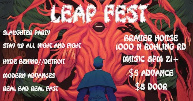 VP PUNK NIGHT - LEAP FEST