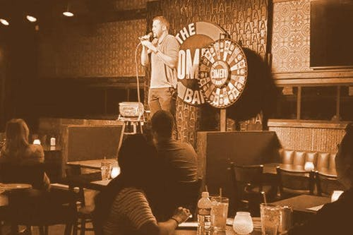 THURSDAY MAY 7:  THE OPEN MIC SHOW