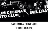 CANCELED - SLIM CESNA'S AUTO CLUB (SCAC) w/ THE BELLRAYS at LYRIC ROOM