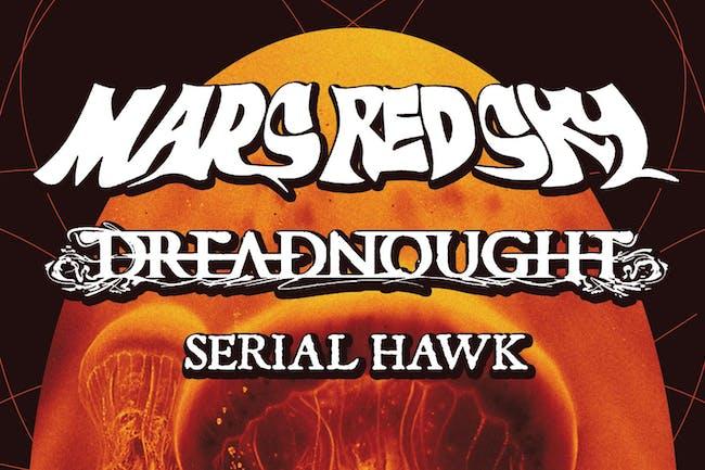 Mars Red Sky, Dreadnought, Serial Hawk
