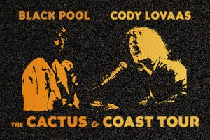 CODY LOVAAS x BLACK POOL