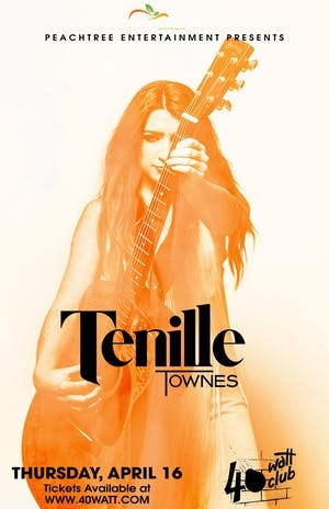 Canceled - Tenille Townes