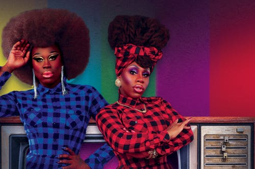 Bob the Drag Queen & Monét X Change