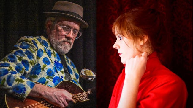 [CANCELED]  Dinty Child and The Lucky Ones w/s/g Annie Lynch