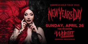 NEW YEARS DAY www.nydrock.com