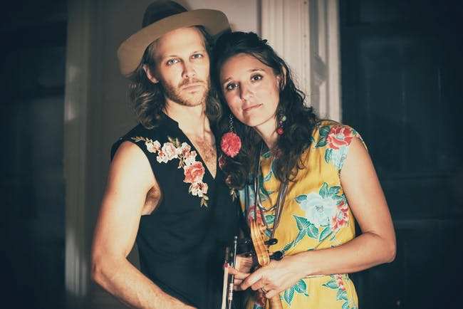 CANCELED - David Wax Museum (duo) at The Parlor Room