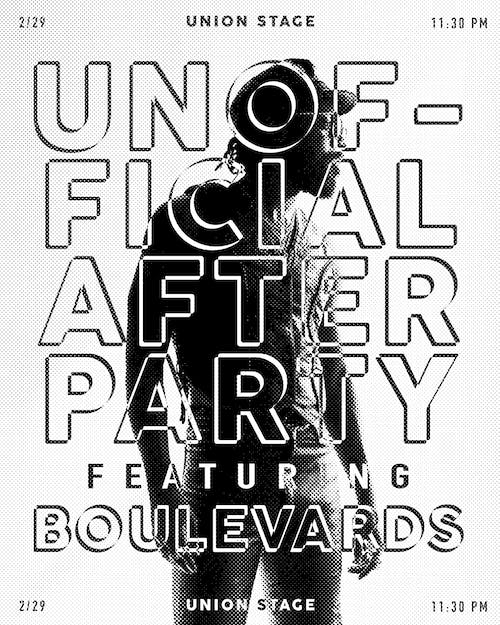 FREE Unofficial After Party feat. Boulevards