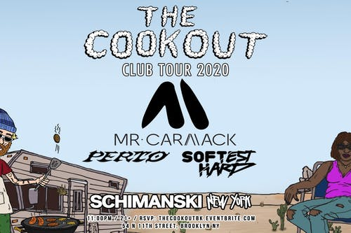 The Cookout: Mr. Carmack, Perto, and Softest Hard