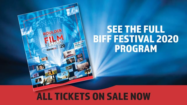 BOULDER INTERNATIONAL FILM FESTIVAL