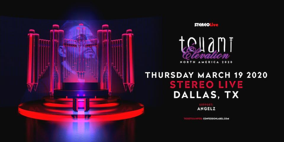 Tchami - Elevation Tour - Stereo Live Dallas
