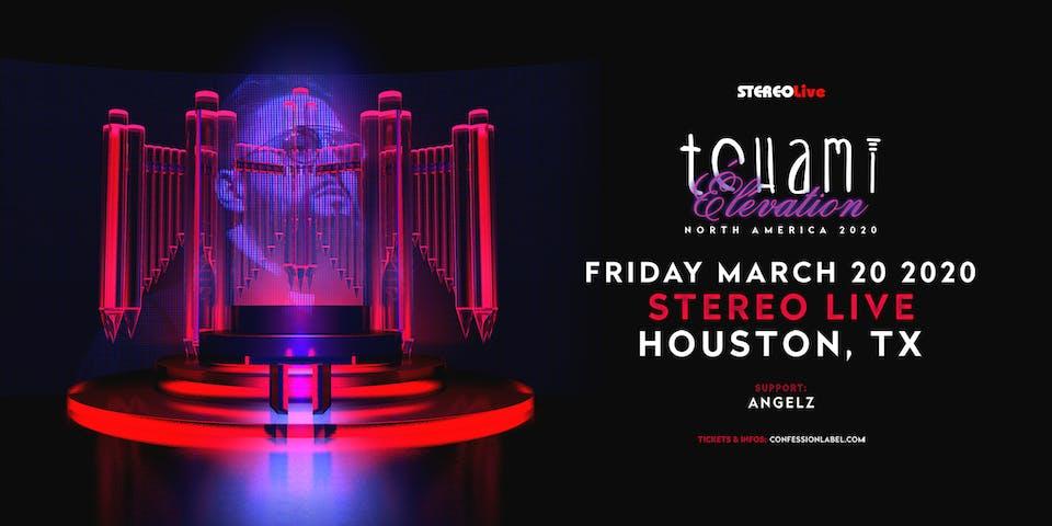 Postponed - NEW DATE TBD - Tchami - Stereo Live Houston