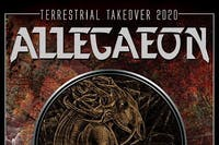 ALLEGAEON - FALLUJAH -Entheos - Etherius