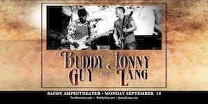Buddy Guy & Jonny Lang