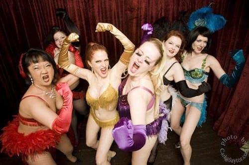 [CANCELLED] New York School of Burlesque