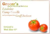 Grocer / Liz Delise / Camp Candle