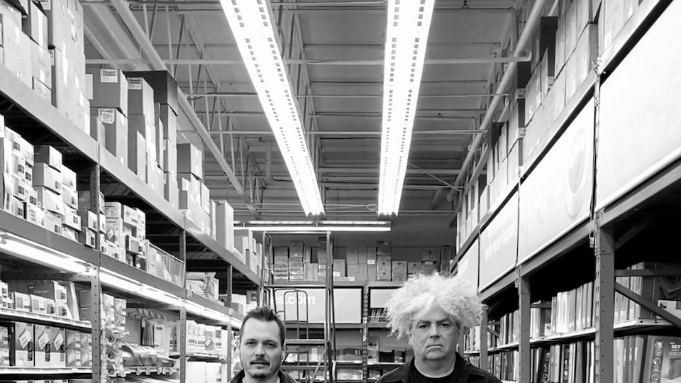 King Buzzo (of Melvins) featuring Trevor Dunn