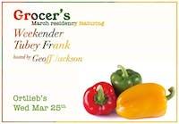 Grocer / Tubey Frank / Weekender