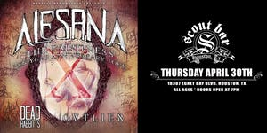 ALESANA- POSTPONED - new date coming soon