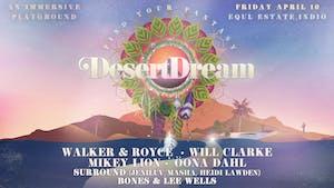 Desert Dream: An Immersive Playground