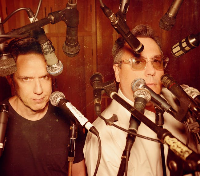 SOLD OUT: AN EVENING WITH THEY MIGHT BE GIANTS
