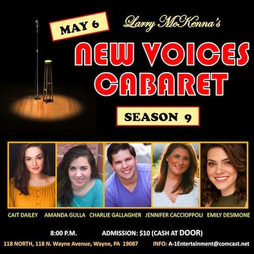 Larry McKenna's New Voices Cabaret