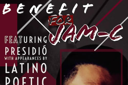 Benefit for Jam-C Featuring: Presidio and Special Guests
