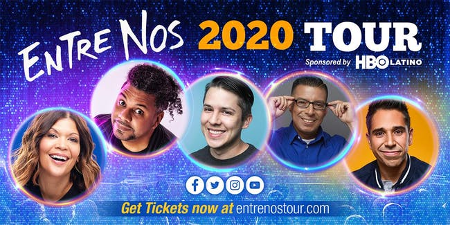 SHOW CANCELED: Entre Nos 2020 Live Tour