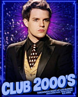 2000s Night at Los Globos