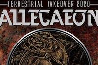 POSTPONED: Allegaeon - Terrestrial Takeover 2020