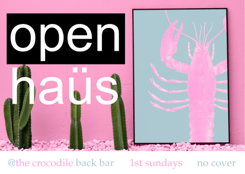 Open Haus @ The Back Bar