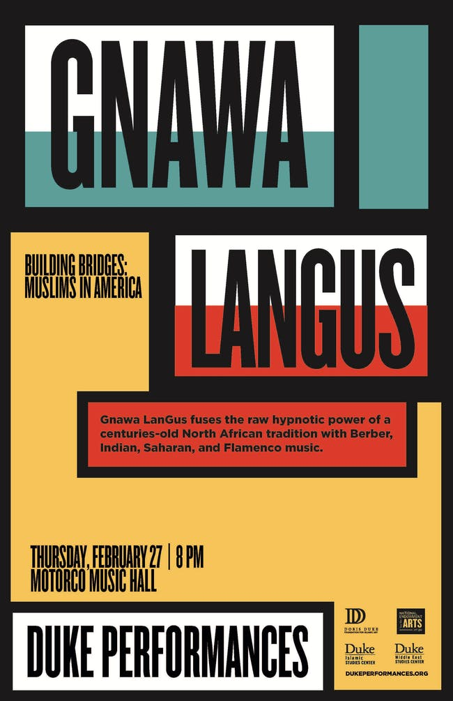 GNAWA LANGUS / BUILDING BRIDGES: MUSLIMS IN AMERICA