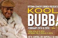 Comedian  Kool Bubba