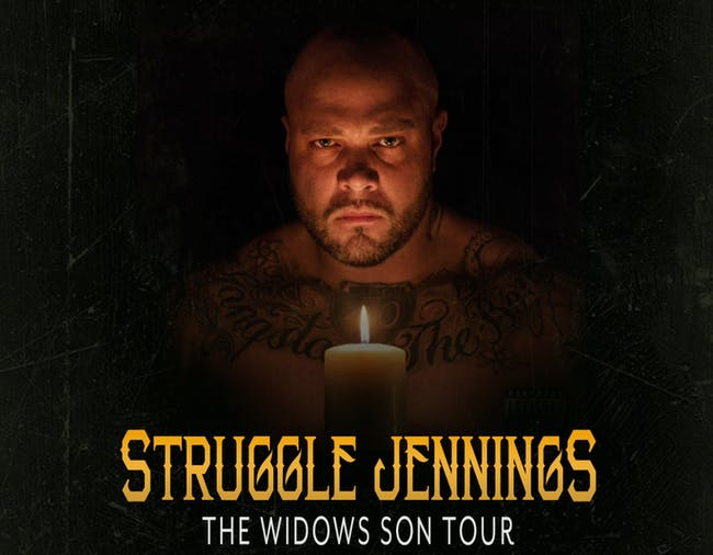Struggle Jennings at The Rail Club