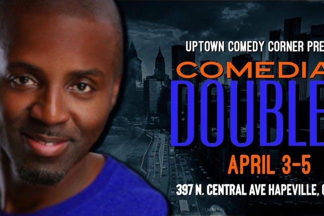 Comedian Double D