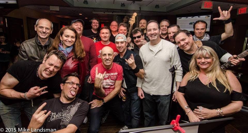 DC Rockers Tribute Band Showcase